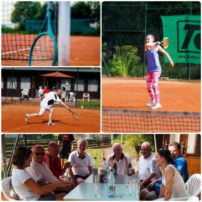 HTC Südost Leipzig Tennis Saisonausklang