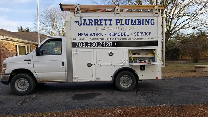 A big thanks for Jarrett Plumbing who came out and …
