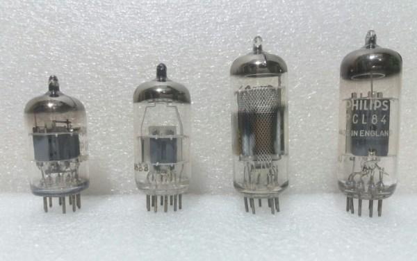Vacuum Tube bd