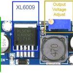 XL6009 bc dc boost Module bd