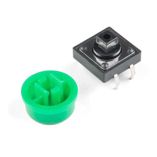 Tactile Push Button Switch With Cap 1