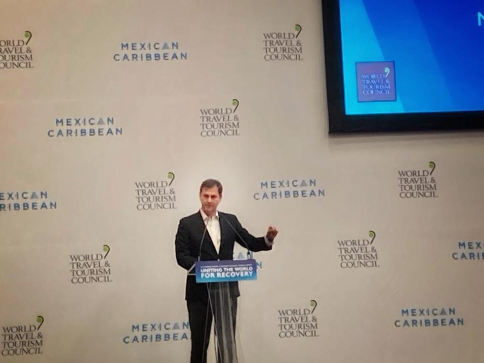 Σημεία ομιλίας Υπουργού Χ. Θεοχάρη στο World Travel & Tourism Council, Μεξικό 26/4/2021