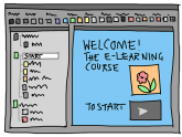 e learning sign