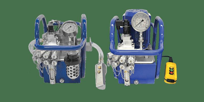 Hydraulic Torque Pumps
