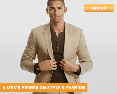 A Men's Primer on Style and Fashion - How To Learn Online