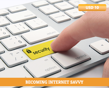 Becoming Internet Savvy - Internet Savvy - internet safety - online safety tips - how to be safe on the internet - Online courses