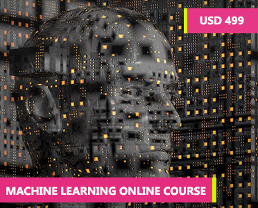 Machine Learning Course Online - machine learning online course certificate - machine learning tutorial - machine learning - Online learning