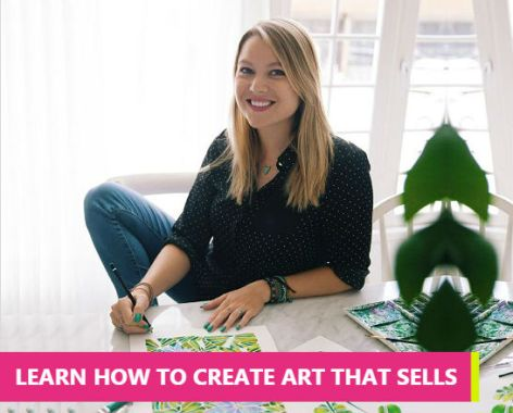 how to sell art online - sell art online free - how to sell art online and make money