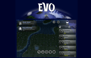 Evo Game Create your world