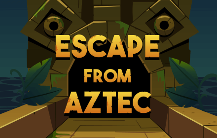 Escape from Aztec title