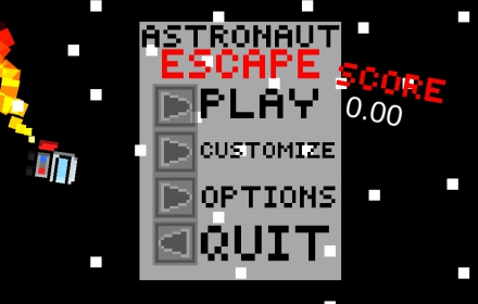 Astronaut Escape