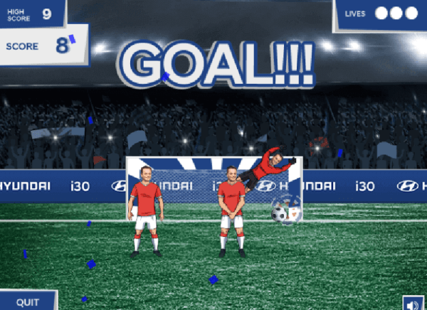 Bespoke HTML5 Games for Car Manufacturers Hyundai Beat Bozza Game