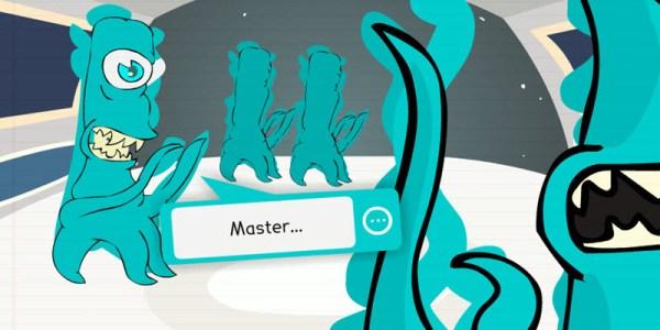 Blue Lights Visual Novel HTML5 game - banner
