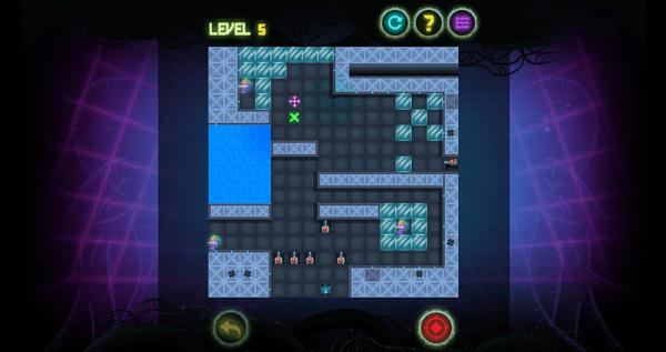 Cybertank Gameplay