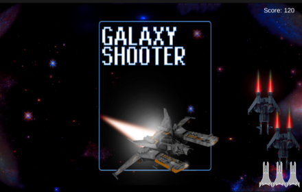 Galaxy Shooter