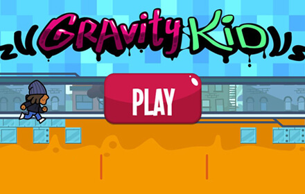 Gravity Kid Featured