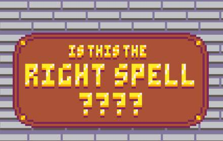 Is this the right spell