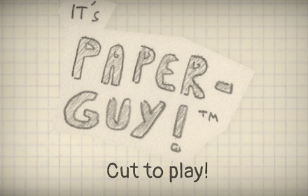 Its Paper Guy