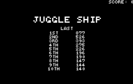 Juggle Ship