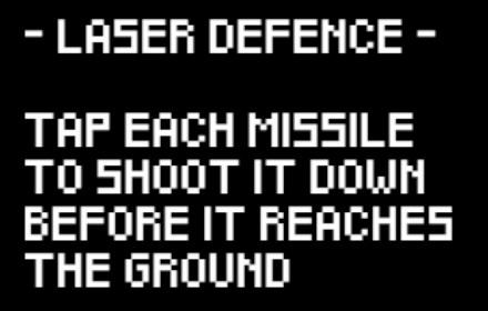 Laser Defence