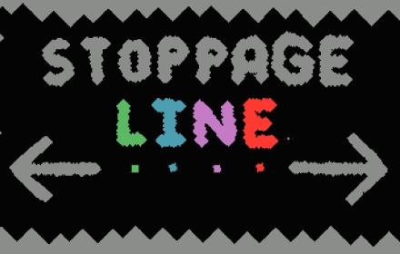 Stoppage Line