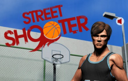 Street Shooter HTML5 Game