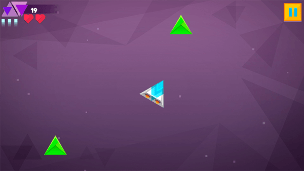 Triangle Wars Gameplay