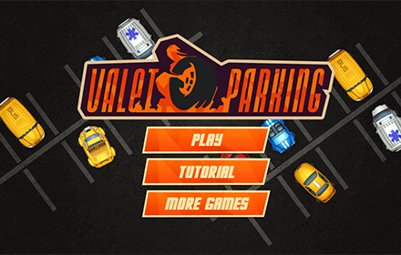Valet Parking html5 featured