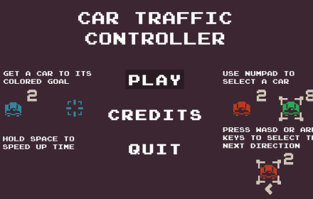 Car Traffic Controller