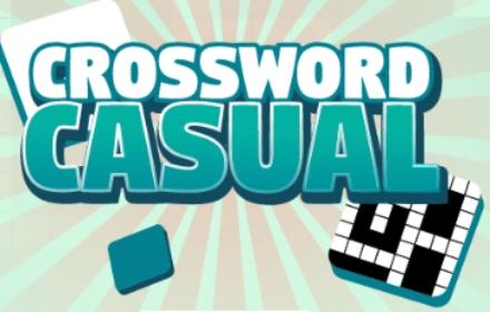 crossword casual