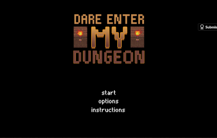 Dare Enter My Dungeon