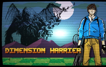 dimension harrier