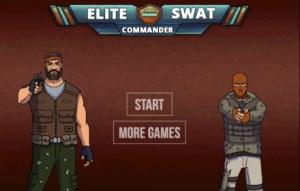 Elite Swat Commander