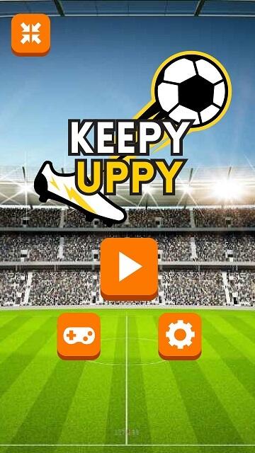 Football Juggling Game 1