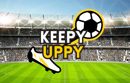 Football Juggling Game banner