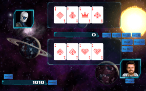 Classic Card Game Play