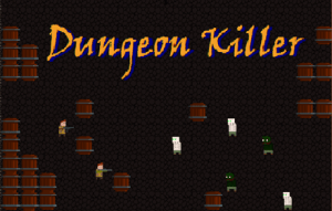 Top Down Shooter Game Banner