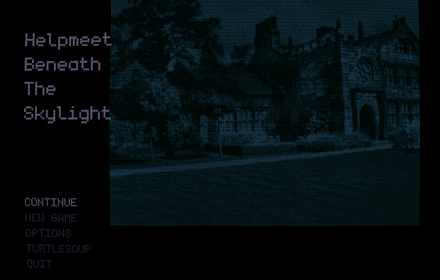 Interactive Horror Story Game