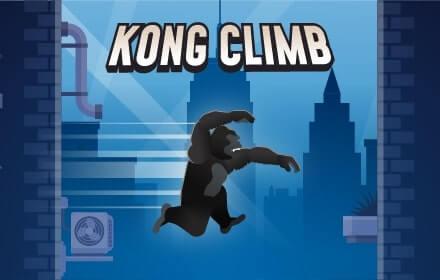 Building Climbing Game Banner