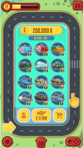 marketjs idle clicker evolution game 2