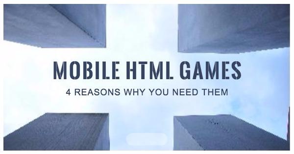 mobile html game