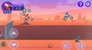 Motorsports Racing Game screenshot