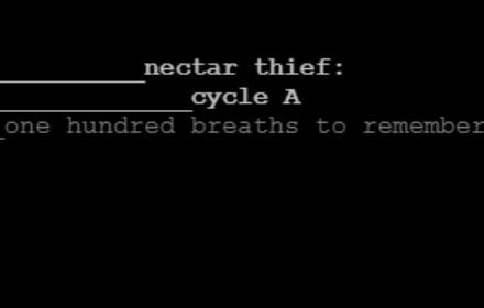 nectar thief