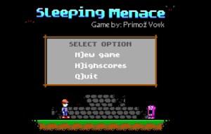 Sleeping Menace