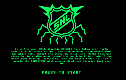 Spider Hockey League