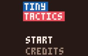 Tiny Tactics