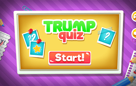 trump quiz game html5 featured