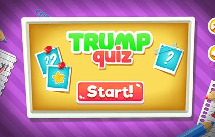 trump quiz game html5 featured