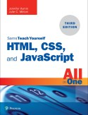HTML, CSS, and JavaScript All in One, 3rd Edition
