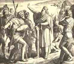 The Scriptures Have A Number Of Fascinating Stories About David And His 600 Warriors During Time They Were Fleeing Wilderness But Are Not